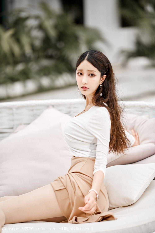 [XiuRen] Vol.1993 Lin Zi Xin 6P, Lin Zi Xin, Street, Underwear, Xiuren