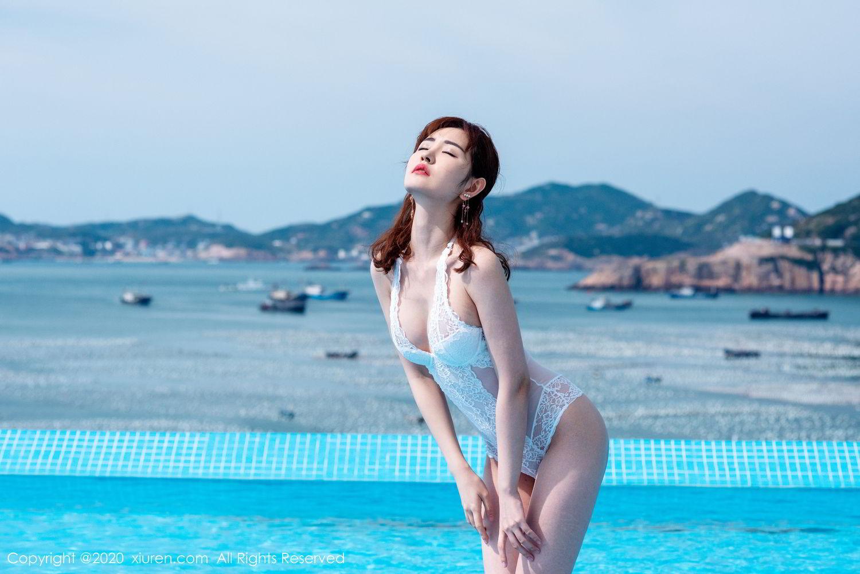 [XiuRen] Vol.1998 Shen Meng Yao 2P, Bikini, Shen Meng Yao, Xiuren
