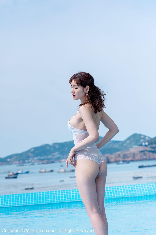 [XiuRen] Vol.1998 Shen Meng Yao 3P, Bikini, Shen Meng Yao, Xiuren