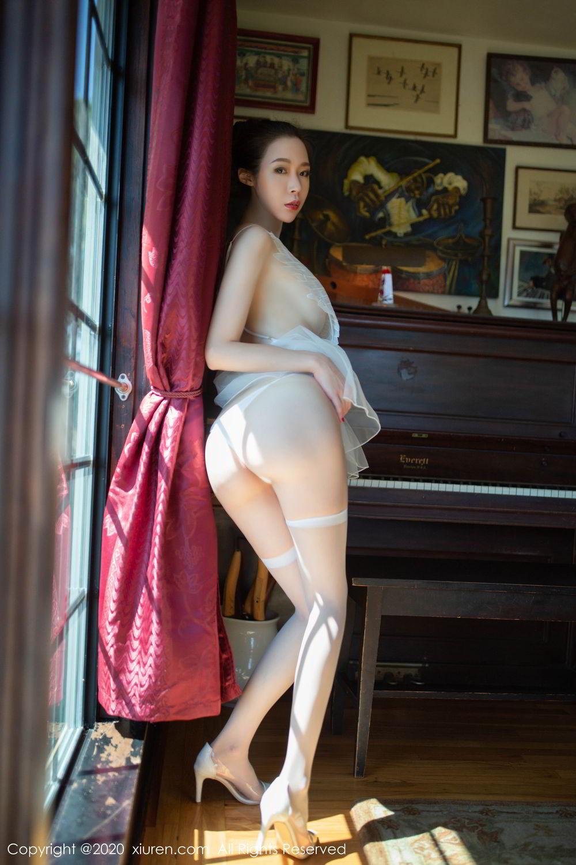 [XiuRen] Vol.2000 Meng Xin Yue 14P, Fair Skin, Meng Xin Yue, Xiuren