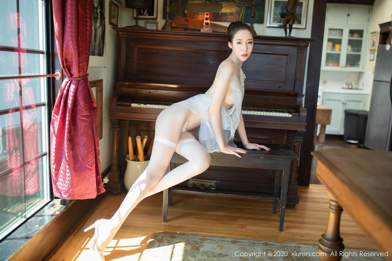 [XiuRen] Vol.2000 Meng Xin Yue 16P, Fair Skin, Meng Xin Yue, Xiuren