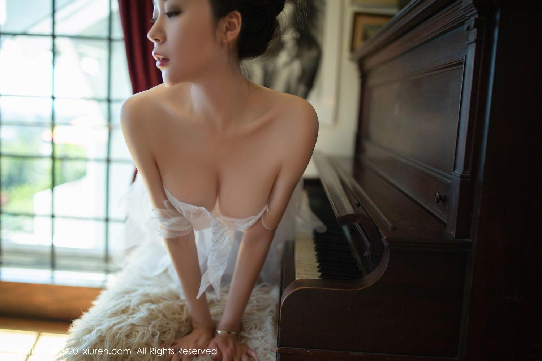 [XiuRen] Vol.2000 Meng Xin Yue 21P, Fair Skin, Meng Xin Yue, Xiuren