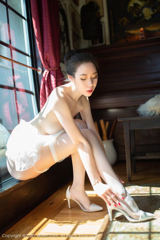 [XiuRen] Vol.2000 Meng Xin Yue 45P, Fair Skin, Meng Xin Yue, Xiuren