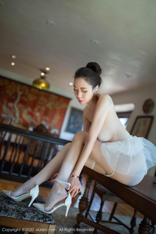 [XiuRen] Vol.2000 Meng Xin Yue 53P, Fair Skin, Meng Xin Yue, Xiuren
