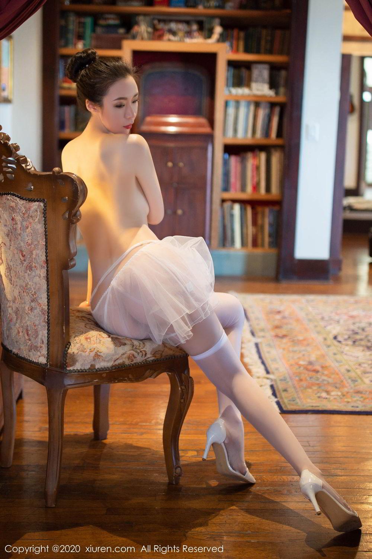 [XiuRen] Vol.2000 Meng Xin Yue 58P, Fair Skin, Meng Xin Yue, Xiuren