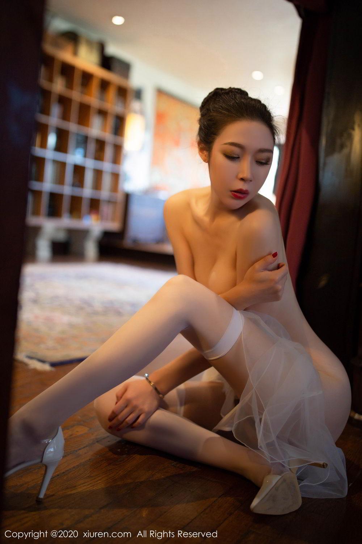 [XiuRen] Vol.2000 Meng Xin Yue 62P, Fair Skin, Meng Xin Yue, Xiuren