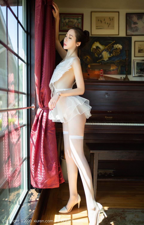 [XiuRen] Vol.2000 Meng Xin Yue 9P, Fair Skin, Meng Xin Yue, Xiuren