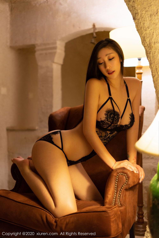 [XiuRen] Vol.2001 Da Ji Toxic 19P, Da Ji Toxic, Underwear, Xiuren