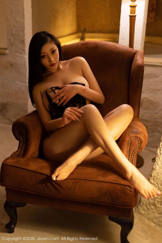 [XiuRen] Vol.2001 Da Ji Toxic 35P, Da Ji Toxic, Underwear, Xiuren
