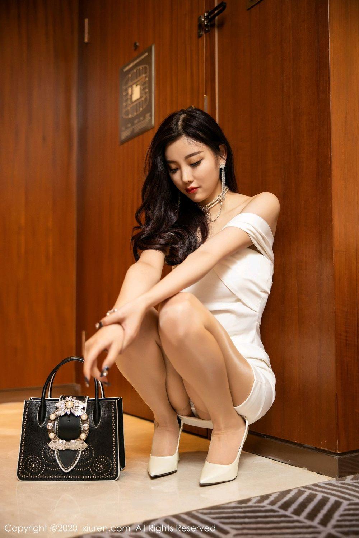[XiuRen] Vol.2005 Yang Chen Chen 20P, Tall, Underwear, Xiuren, Yang Chen Chen