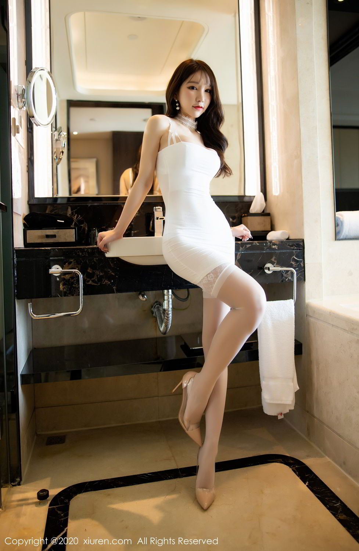[XiuRen] Vol.2011 Zhou Yu Xi 11P, Tall, Underwear, Xiuren, Zhou Yu Xi