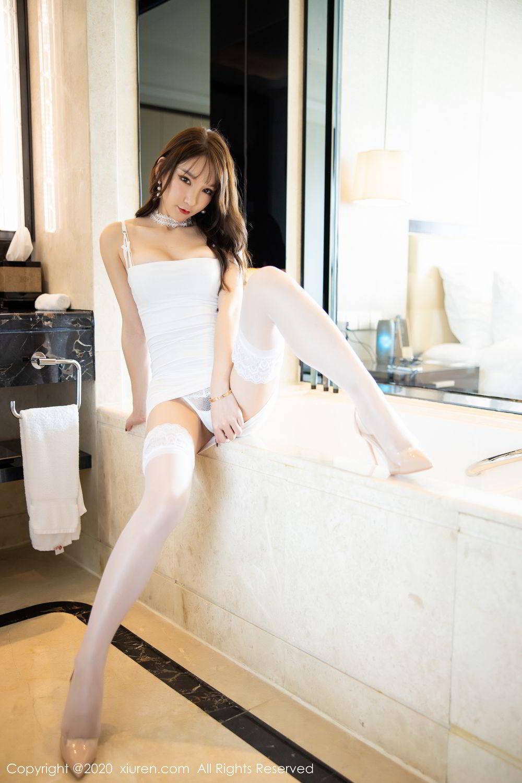 [XiuRen] Vol.2011 Zhou Yu Xi 22P, Tall, Underwear, Xiuren, Zhou Yu Xi