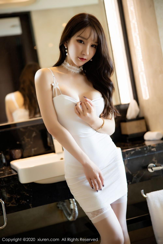 [XiuRen] Vol.2011 Zhou Yu Xi 6P, Tall, Underwear, Xiuren, Zhou Yu Xi