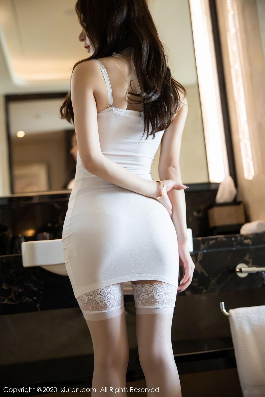 [XiuRen] Vol.2011 Zhou Yu Xi 8P, Tall, Underwear, Xiuren, Zhou Yu Xi