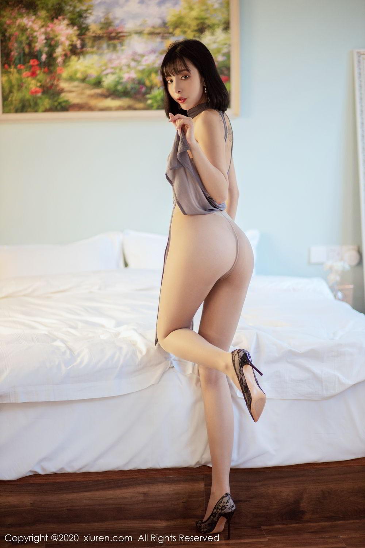 [XiuRen] Vol.2022 Chen Xiao Miao 13P, Chen Xiao Miao, Cheongsam, Tall, Xiuren