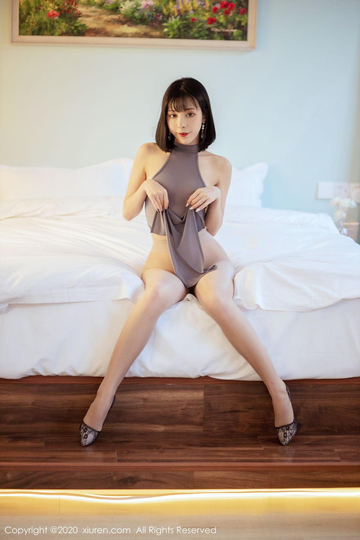 [XiuRen] Vol.2022 Chen Xiao Miao 16P, Chen Xiao Miao, Cheongsam, Tall, Xiuren