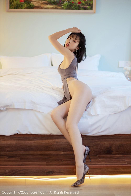 [XiuRen] Vol.2022 Chen Xiao Miao 17P, Chen Xiao Miao, Cheongsam, Tall, Xiuren