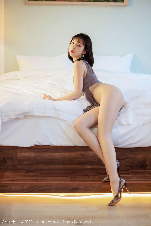 [XiuRen] Vol.2022 Chen Xiao Miao 18P, Chen Xiao Miao, Cheongsam, Tall, Xiuren