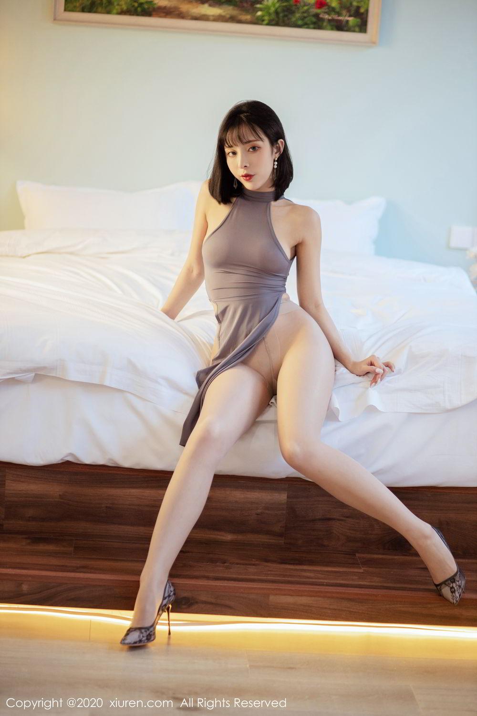 [XiuRen] Vol.2022 Chen Xiao Miao 20P, Chen Xiao Miao, Cheongsam, Tall, Xiuren