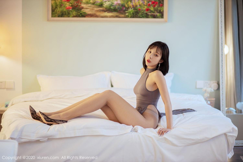 [XiuRen] Vol.2022 Chen Xiao Miao 22P, Chen Xiao Miao, Cheongsam, Tall, Xiuren