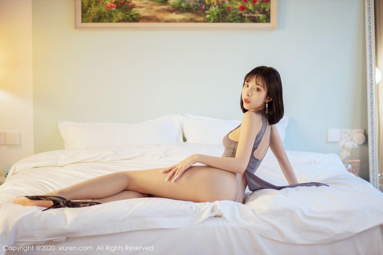 [XiuRen] Vol.2022 Chen Xiao Miao 23P, Chen Xiao Miao, Cheongsam, Tall, Xiuren