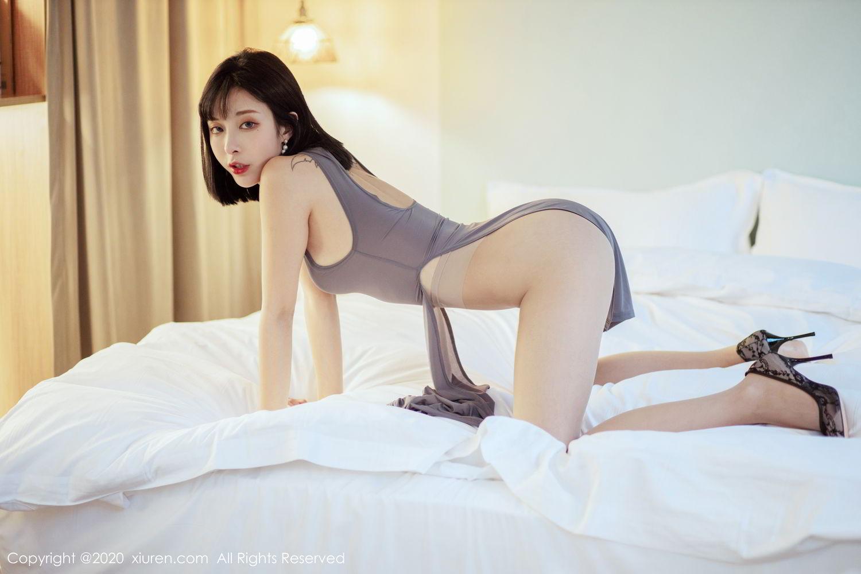 [XiuRen] Vol.2022 Chen Xiao Miao 25P, Chen Xiao Miao, Cheongsam, Tall, Xiuren