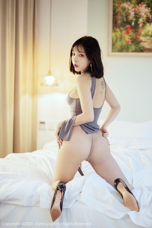 [XiuRen] Vol.2022 Chen Xiao Miao 27P, Chen Xiao Miao, Cheongsam, Tall, Xiuren