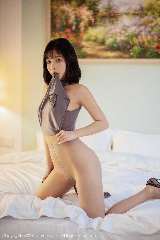 [XiuRen] Vol.2022 Chen Xiao Miao 33P, Chen Xiao Miao, Cheongsam, Tall, Xiuren