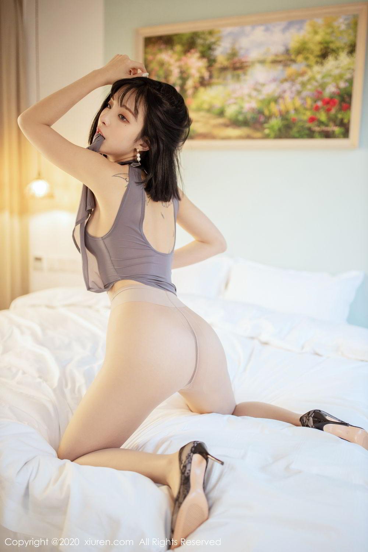 [XiuRen] Vol.2022 Chen Xiao Miao 38P, Chen Xiao Miao, Cheongsam, Tall, Xiuren