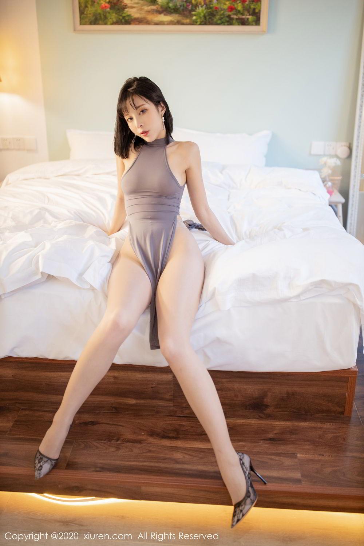 [XiuRen] Vol.2022 Chen Xiao Miao 43P, Chen Xiao Miao, Cheongsam, Tall, Xiuren