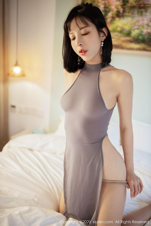 [XiuRen] Vol.2022 Chen Xiao Miao 63P, Chen Xiao Miao, Cheongsam, Tall, Xiuren
