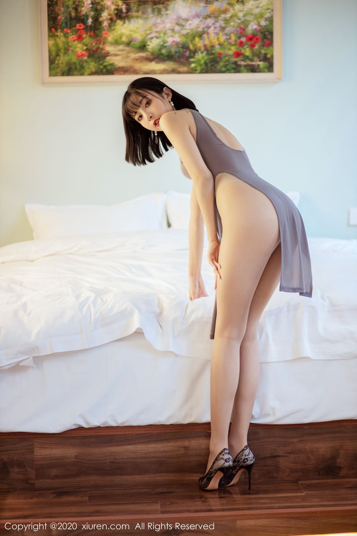 [XiuRen] Vol.2022 Chen Xiao Miao 6P, Chen Xiao Miao, Cheongsam, Tall, Xiuren