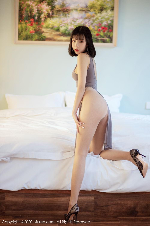 [XiuRen] Vol.2022 Chen Xiao Miao 8P, Chen Xiao Miao, Cheongsam, Tall, Xiuren