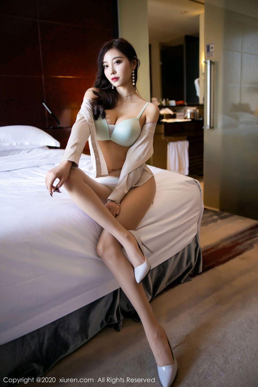 [XiuRen] Vol.2024 Yang Chen Chen 15P, Tall, Underwear, Xiuren, Yang Chen Chen