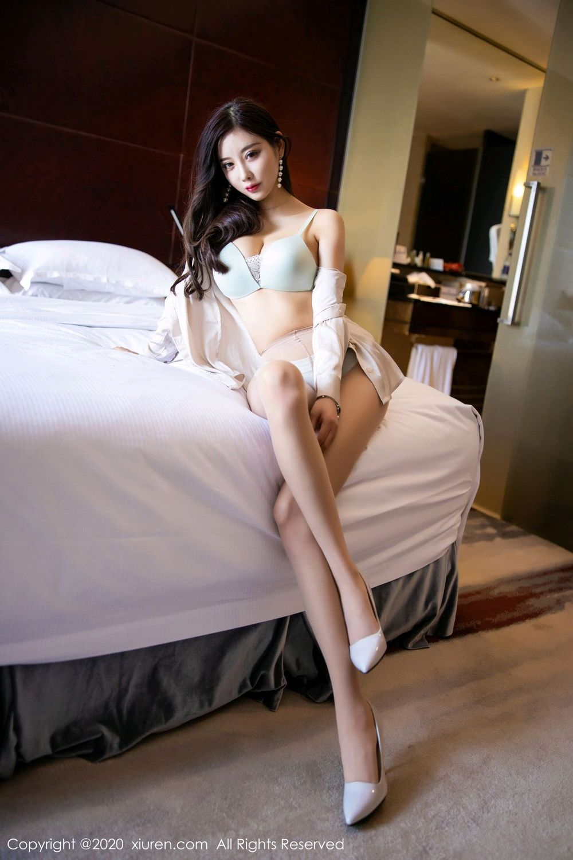 [XiuRen] Vol.2024 Yang Chen Chen 16P, Tall, Underwear, Xiuren, Yang Chen Chen
