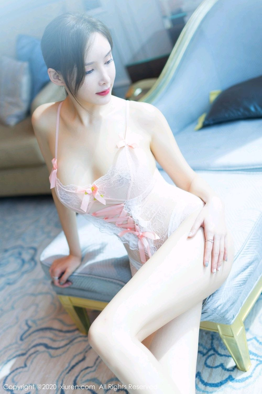 [XiuRen] Vol.2025 Zhou Yan Xi 35P, Underwear, Xiuren, Zhou Yan Xi