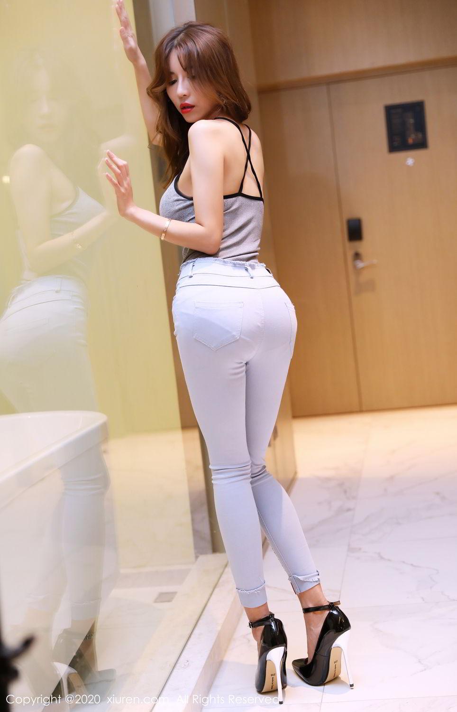[XiuRen] Vol.2029 Tian Xiao Yan 5P, Tall, Tian Xiao Yan, Underwear, Xiuren