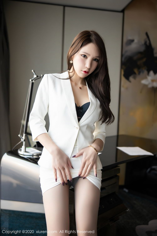 [XiuRen] Vol.2031 Zhou Yu Xi 15P, Uniform, Xiuren, Zhou Yu Xi