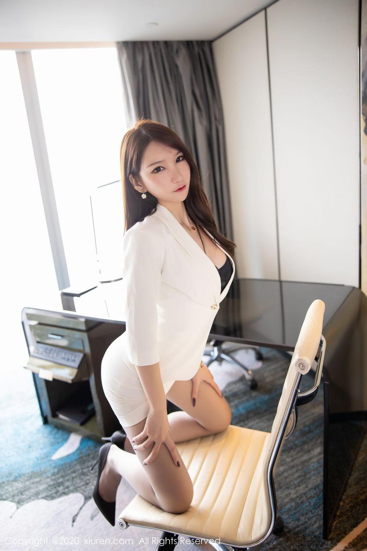 [XiuRen] Vol.2031 Zhou Yu Xi 17P, Uniform, Xiuren, Zhou Yu Xi
