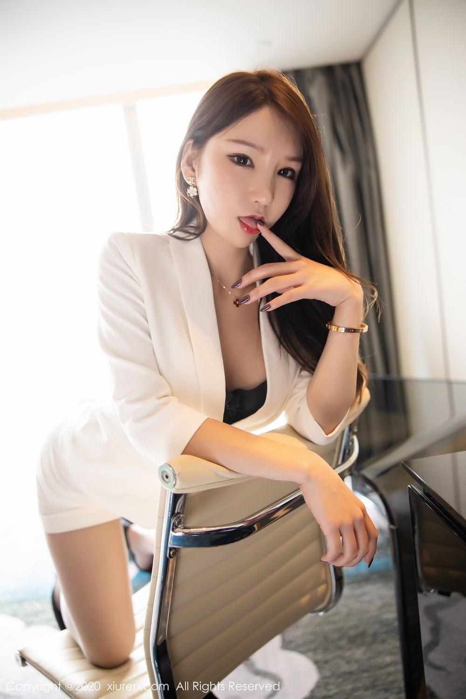 [XiuRen] Vol.2031 Zhou Yu Xi 22P, Uniform, Xiuren, Zhou Yu Xi