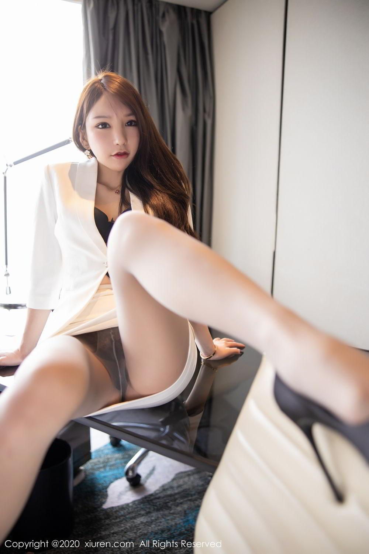 [XiuRen] Vol.2031 Zhou Yu Xi 35P, Uniform, Xiuren, Zhou Yu Xi