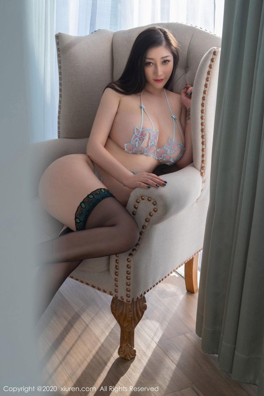 [XiuRen] Vol.2032 Da Ji Toxic 11P, Da Ji Toxic, Tall, Underwear, Xiuren