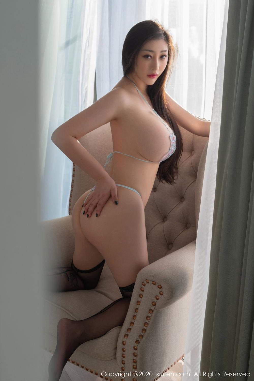 [XiuRen] Vol.2032 Da Ji Toxic 16P, Da Ji Toxic, Tall, Underwear, Xiuren