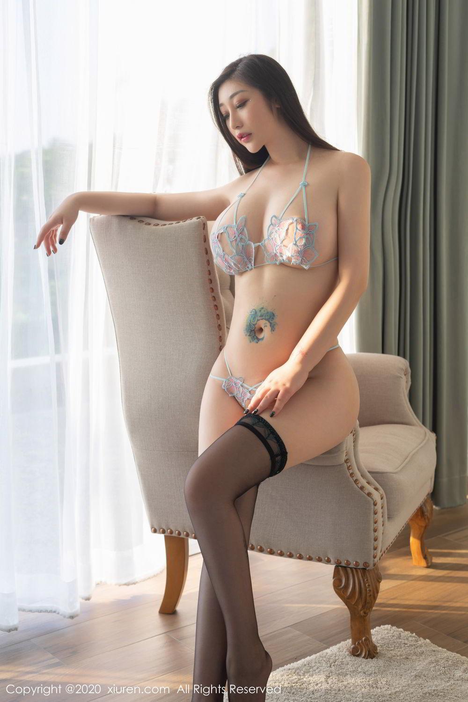[XiuRen] Vol.2032 Da Ji Toxic 19P, Da Ji Toxic, Tall, Underwear, Xiuren