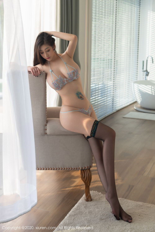 [XiuRen] Vol.2032 Da Ji Toxic 20P, Da Ji Toxic, Tall, Underwear, Xiuren
