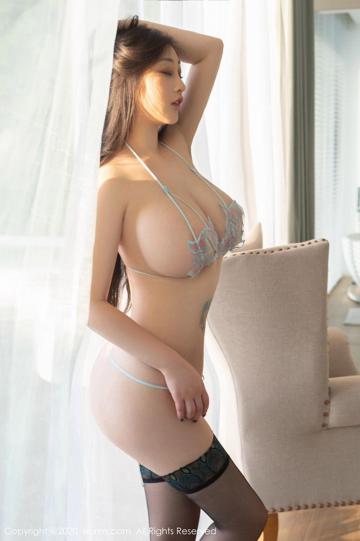 [XiuRen] Vol.2032 Da Ji Toxic 22P, Da Ji Toxic, Tall, Underwear, Xiuren
