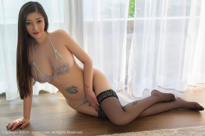 [XiuRen] Vol.2032 Da Ji Toxic 33P, Da Ji Toxic, Tall, Underwear, Xiuren