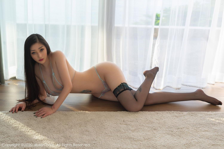 [XiuRen] Vol.2032 Da Ji Toxic 34P, Da Ji Toxic, Tall, Underwear, Xiuren