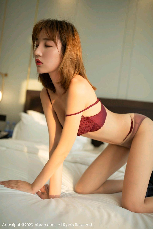 [XiuRen] Vol.2033 Lu Xuan Xuan 37P, Lu Xuan Xuan, Tall, Uniform, Xiuren