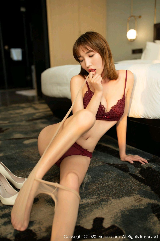 [XiuRen] Vol.2033 Lu Xuan Xuan 57P, Lu Xuan Xuan, Tall, Uniform, Xiuren